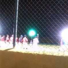 > #Jaraguenses apoyando encuentro entre #JaraguaClub vs #Arrolladores de Yoneidis