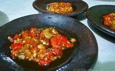 Mirabelle gratin with hazelnuts - Healthy Food Mom Asian Recipes, Healthy Recipes, Ethnic Recipes, Asian Foods, Sambal Recipe, Sambal Sauce, Malaysian Cuisine, Malay Food, Hot Sauce Recipes
