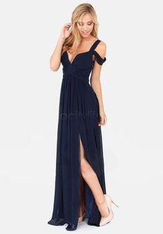 Vestido de Festa Longo - Comprar em Raylim Modas