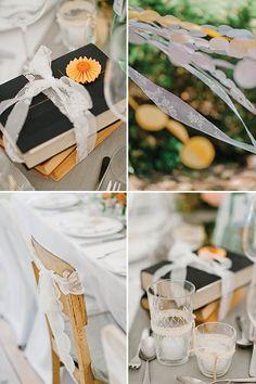 Summery German wedding by Nadia Meli