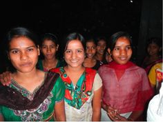 """""""The Girls Project, a partnership between the government of West Bengal and Landesa, aims to keep girls in school and reduce their vulnerability to child marriage.""""  Meet 5 of the 40,000 Smart Girls participating in the project and changing the world by being themselves"""