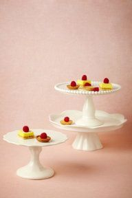 Revelry Cake Stands