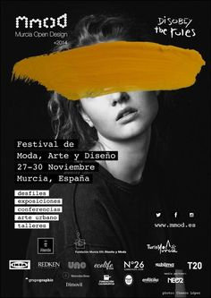 MMOD Murcia Open Design (3rd edition) in Poster