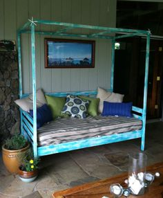 Next project for WAB with added canopy for my patio