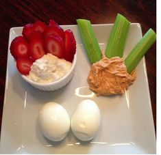 Low carb snacks (3 ideas)