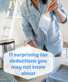 Tax tips: 11 surprising tax deductions you may not know about (they could save you money!)