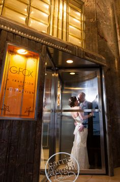Marquee Events featuring the Gershon Fox Ballroom, photo by Carrie Draghi Photography