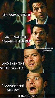 Ahh Misha