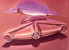 Concept car, 1960s