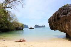 Krabi Best Beaches Rai Island Thailand Blog www.tenesommer.com