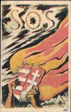 S. O. S. | Képcsarnok | Hungaricana Hungary, Posters, Bike, Urban, Makeup, Painting, Vintage, Art, Bicycle