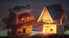 Quarta Casa – Bem-vindo ao lar