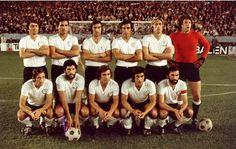 EQUIPOS DE FÚTBOL: SALAMANCA contra Real Madrid 28/09/1974