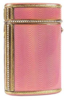 FABERGE GOLD-MOUNTED ENAMEL CIGARETTE CASE, 1908-1 - by Jackson's ...