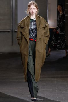 Preen by Thornton Bregazzi | Fall 2014 Ready-to-Wear Collection | Style.com [Photo: Marcus Tondo / Indigitalimages.com]
