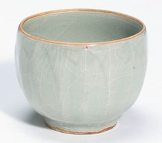 A 'Longquan' celadon 'lotus' bowl and cover, Southern Song Dynasty