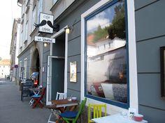 Graz: Restaurant-Guide. Le Schnurrbart. Mehr dazu hier: http://piximitmilch.at