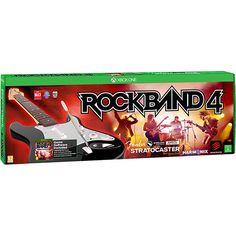 {Submarino] - Rock Band com Guitarra Wireless (XONE / PS4) 319 no boleto.
