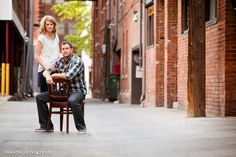 Colorado Wedding Photographers - Denver Engagement Photos