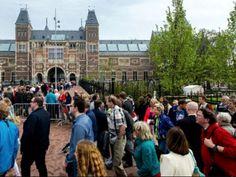 オランダ観光客増加 特にアジアからの人気上昇