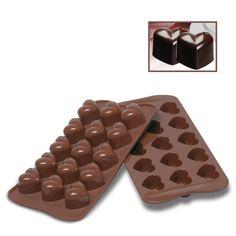 formas para chocolates