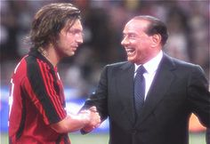 """La rivelazione di Pirlo: """"Berlusconi mi ha chiamato""""  http://tuttacronaca.wordpress.com/2014/02/23/la-rivelazione-di-pirlo-berlusconi-mi-ha-chiamato/"""
