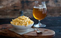 Stovetop Beer Mac and Cheese by parade: One pot. 30minutes. #Mac_Cheese #Beer #Quick #Easy