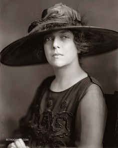 Mrs. Alice Lee Roosevelt Longworth | 1905  Mrs. Longworth (1884 – 1980) was the oldest child of Theodore Roosevelt, the 26th President of the United States. She was the only child of Roosevelt and his first wife, Alice Hathaway Lee. 1905.