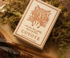 Coyote - natural cologne oil (unisex) from Etsy Shop ForStrangeWomen ($50)