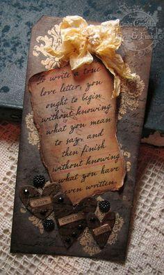 Love Letter (via Bloglovin.com )