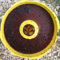 Κίτρινες οικολογικές παγίδες για έντομα Garden Pots, Gardening, Blog, Garden Planters, Lawn And Garden, Blogging, Horticulture