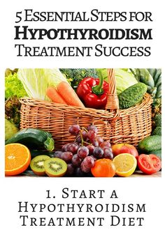 5 Essential Steps for #Hypothyroidism Treatment Success 2