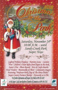Arts & Crafts, Kids Activities, Santa, Good Food, Live Music and Fireworks
