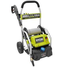 Special Offers - Certified Refurbished  Ryobi RY141900 2000 PSI 1.2 GPM Electric Power Washer | (Refurbished) Review - In stock & Free Shipping. You can save more money! Check It (October 12 2016 at 06:39AM) >> http://chainsawusa.net/certified-refurbished-ryobi-ry141900-2000-psi-1-2-gpm-electric-power-washer-refurbished-review/