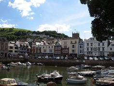 Dartmouth, UK is one of my favorite places in the world. There is a simple and serene understated beauty to such an old town.