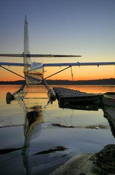 DeHavilland Canada DHC-3T Otter floatplane