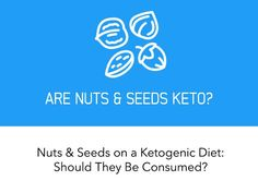 Are nuts and seeds keto? Will they kick me out of ketosis? Are nuts and seeds suitable for weight loss? Busting the myths and providing answers to commonly asked questions.