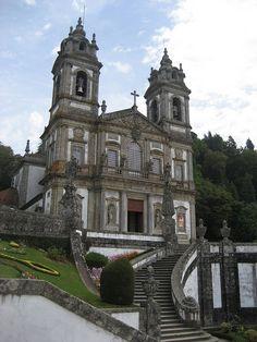 Bom Jesus do Monte - Braga - Fique a conhecer os tesouros do Minho em: www.asenhoradomonte.com