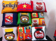 Pillows For any further information email me at boervrou01@gmail.com We ship worldwide