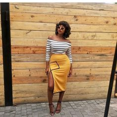 """797 Likes, 6 Comments - Black Girls With Style ✊ (@blackgirlswithstyle) on Instagram: """"Feeling this look  #melaninqueen @inidimaokojie"""""""
