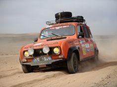 Renault 4 (4L) for 4L TROPHY