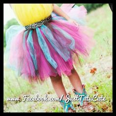 Tutu Chic   www.Facebook.com/JustTutuCute    these girls are great at what they do!!!