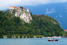 Sapphire blue Lake Bled is located in northern Slovenia on the edge of the Triglavski Narodni Park near both the Austrian and Italian borders. - See more at: http://travelcuriousoften.com/july14-feature3.php#sthash.JRs43eEx.dpuf