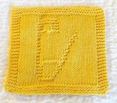 Knitting Cloth Pattern     BABY SAFETY PIN    pdf by ezcareknits, $2.85