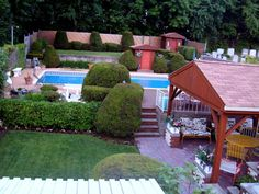 Shouldn't Your Pool Have Its Own House?  | Yard Ideas Blog | YardShare.com