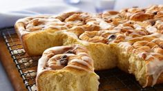 Enjoy these wonderful cinnamon rolls made with Gold Medal® all-purpose flour.