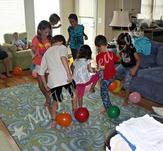 5 Days of Family Fun {Balloon Stomp} - My Joy-Filled Life