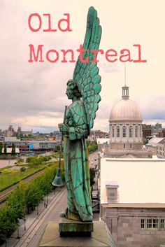 Walking tour of Old Montreal. It is a safe and lively neighbourhood tucked away between the St. Lawrence River and the center of town. It dates back more than 350 years and is the city's birthplace. The area has a long and interesting history and it helped shape the Montreal of today.