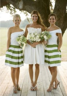cute bridesmaid dresses