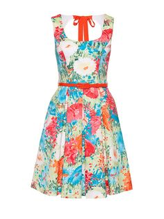 Seasonal Color Analysis, Garden Dress, Review Fashion, Review Dresses, Fashion Outfits, Womens Fashion, Dress Codes, Skirt Outfits, Dress Collection